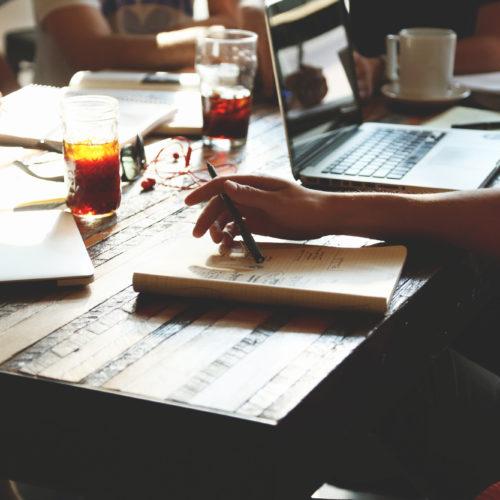construção do ambiente de negócios